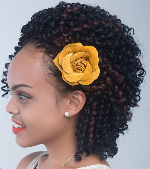 Soft Dreads Hairstyles